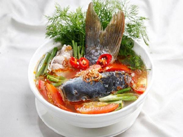 cách nấu riêu cá chép