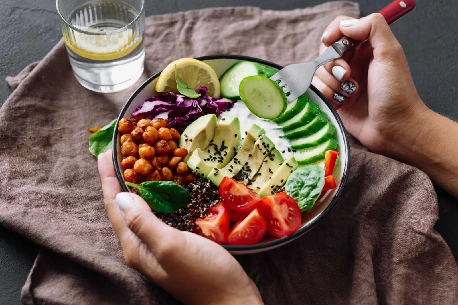 Thực đơn ăn kiêng lành mạnh