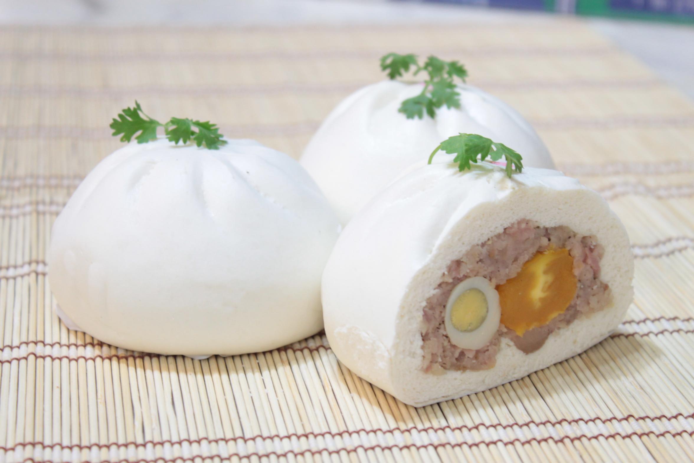 Cách làm bánh bao nhân thịt mềm