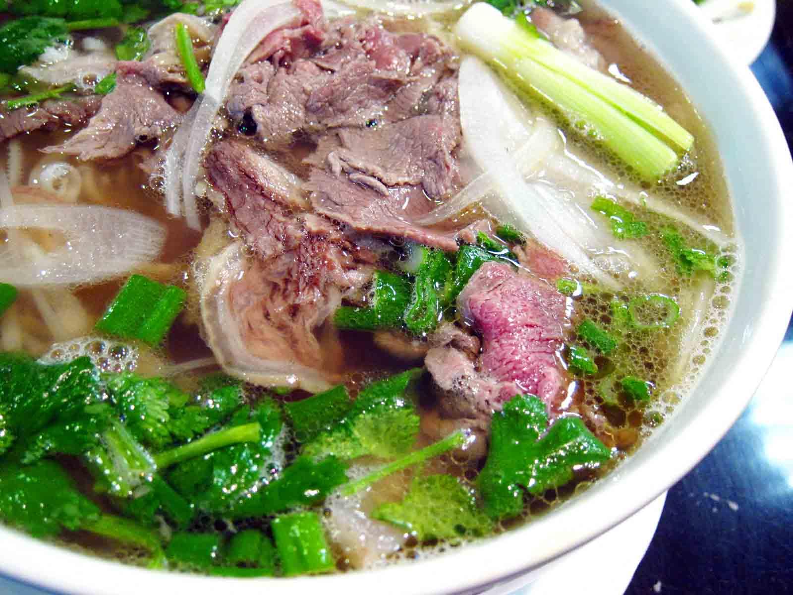 Cách làm phở bò gia truyền Nam Định